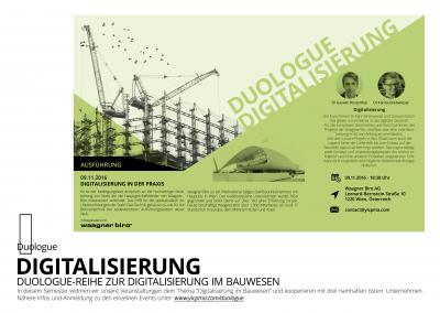 Duologue Digitalisierung #2