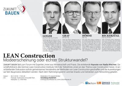 Forum LEAN Construction